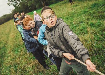 campamento niños verano 2020