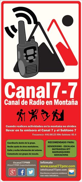 canal de radio 7-7 montaña